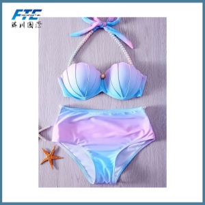 Triangle Lingerie Swim Wear Bikinis with Low Price pictures & photos