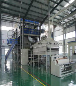 3200mm SSS Non Woven Fabric Making Production Line pictures & photos