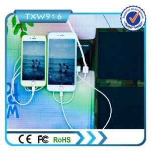 Carton Mat with 15W Solar USB Panel Charger pictures & photos