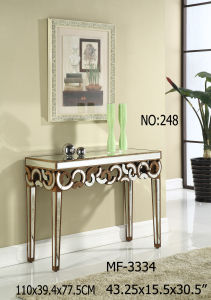 Home Decor Mirror Furniture Console Table pictures & photos