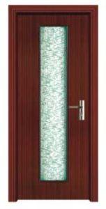 Fireproofing Door/Hotel Room Door/Bathroom Door (GLD-004) pictures & photos