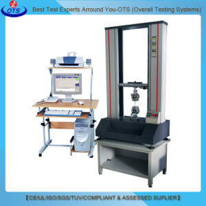 Universal Testing Machine Textile Material Strength Equipment Tensile Strength Tester pictures & photos