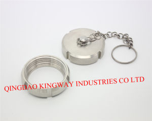 Stainless Steel Sanitary Blind Nut pictures & photos