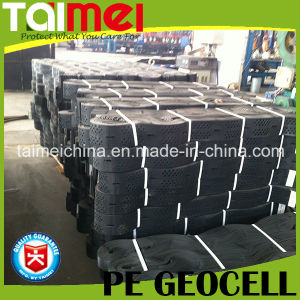 Plastic Geocell for Retaining Wall and Road Construction pictures & photos
