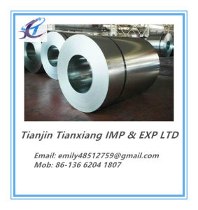 Z120 Hot Dipped Galvanized Steel Coil pictures & photos