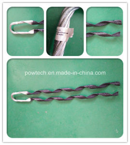 Tension Clamp with Coated Insulation pictures & photos