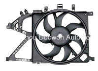 Opel Corsa Radiator Fan / Radiator Cooling Fan / Ventilador Do Radiador / Ventoinha Do Radiador / Car Cooling Fan / Auto Fan 1341331