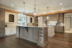 2015 Welbom Classic Solid Wood Kitchen Cabinet pictures & photos