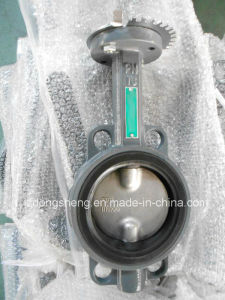 Cast Iron Lug Type (LT type) Butterfly Valve pictures & photos