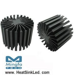 Aluminum Passive LED Heatsink for All Branded LEDs (Dia: 110mm H: 80mm)