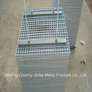 Hot Dipped Galvanied Steel Grating