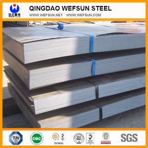 Manufactured 1219mm Width Q195 Cold Rolled Steel Plate pictures & photos