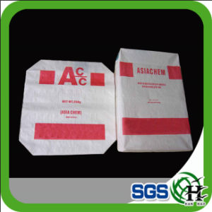 Top Quality Print PP Valve Woven Bag for Rice pictures & photos