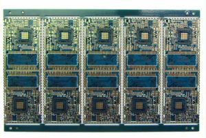 4 Layer Android Mobile Phone Mainboard PCB