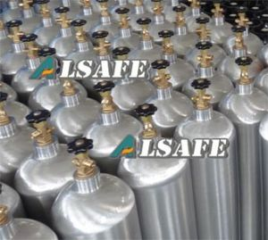 Alsafe 0.5liter to 50liter Seamless Aluminium Beverage CO2 Tank pictures & photos