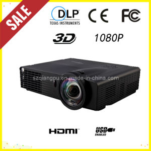 HD 3500lm Shot Throw 0.6: 1 for Education DLP Projector (SV-712) pictures & photos