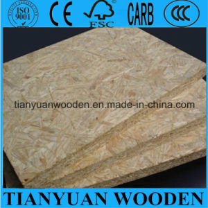 China Cheap E1 Glue 9mm OSB Board pictures & photos