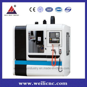 Vertical Milling Machinery with CNC Controller