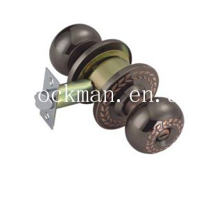 Competitive Round Door Lock Knob Lock Lock 9214 pictures & photos