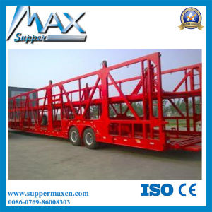 Car Transport Trailer, Car Carrier Trailer in Qatar pictures & photos