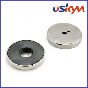 Permanent Neodymium Pot Magnet (P-003) pictures & photos