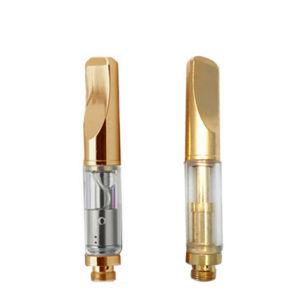 24k Glod Good Taste Cbd Oil Vaporizer Cartridge pictures & photos