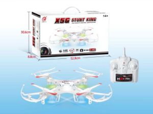 2.4GHz 4-Axis RC Quad Copter with Gyroscope & Light (10205070_ pictures & photos