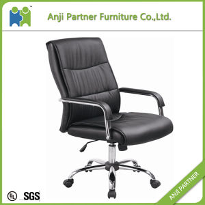 Excellent Quatlity Elegant Modern Designer Leather Office Chair (Saomai) pictures & photos