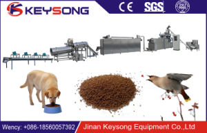 Energy Saving 150kg/H, 250kg/H, 600kg/H Dry Pet Dog/Cat/Fish/Bird Food Machine pictures & photos