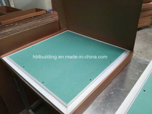 Aluminum Alloy Gypsum Board Access Panel with Touch Latch 300X300mm pictures & photos