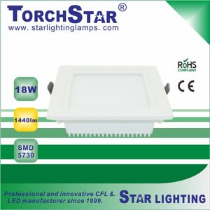 Mini 18W Square LED Panel Light