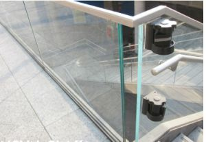 Safety Laminated Toughened Glass Balustrade pictures & photos