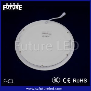 Future 2015 Stylish 4W LED Lighting Round Light LED Panel pictures & photos