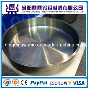 Customed 99.95% Pure Tungsten Crucible / Crucibles Molybdenum Crucible/Crucibles for Rare Earth Industry pictures & photos