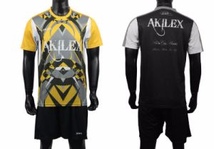Customized Sportswear Original Sublimation Soccer Jersey pictures & photos
