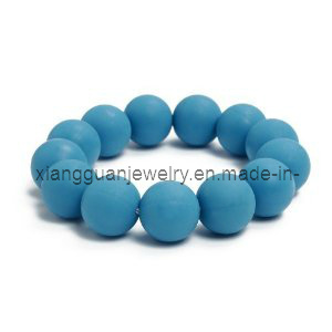 XG-YK135 Chewbeads Cornelia Bracelet - Deep Sea Blue