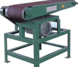 Flat Belt Machine for Wooden and Metal Surface Grinding Vertical/Horizontal Belt. pictures & photos