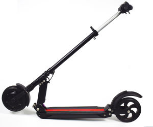 36V 350W Two Wheel Lithium Battery Electric Mini Foldable Scooter pictures & photos