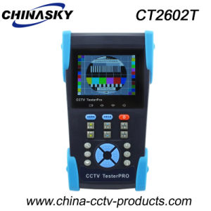 "3.5"" CCTV Security Test Monitor with Tdr Test Function (CT2602T) pictures & photos"