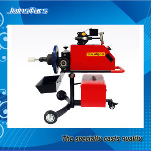 Brake Disc Lathe/ High Quality Brake Disc Wheel Aligner for Repairing (JS-9003S) pictures & photos