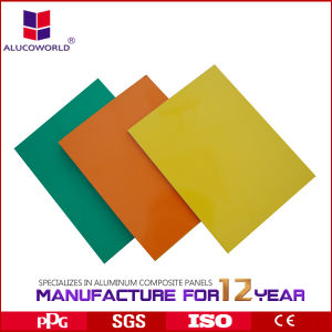 2014 New Design Aluminum Composite Panel Sheet pictures & photos