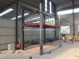 4 Post Car Lift Platform with Lifting Capacity 3000kg pictures & photos