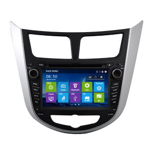in Dash Car DVD with GPS Navigation System Special for Verna (IY7011)