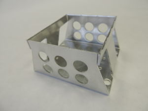 High Tolerance Stainless Steel Stamping Parts Enclosure, pictures & photos
