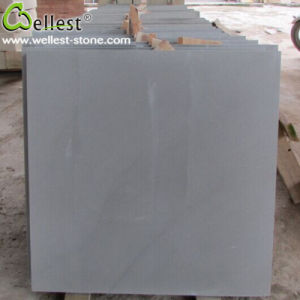Grey Sandstone Honed Finish Floor Paving Wall Tile pictures & photos