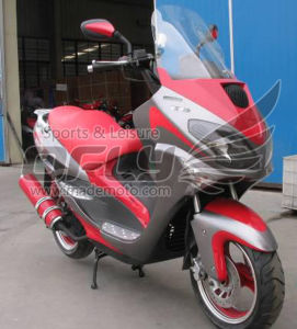 EEC/EPA Approved Gas Motor Scooter Equipped with 150cc Engine (YY150T-19B) pictures & photos