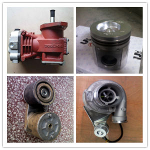 Turbocharger, Pistons, Air Compressor, Fan Belt Pulley pictures & photos