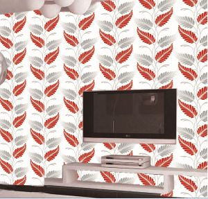 New Deep Embossed PVC Wall Paper pictures & photos