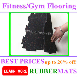 Sp Rubber Cheap Gym Mat for Sale pictures & photos