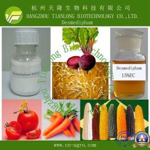 Highly Effective Herbicide Desmedipham (96%TC, 15%EC, 16%EC, Desmedipham 80g/l+ Phenmedipham80g/l EC) pictures & photos